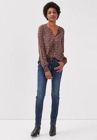 BONOBO Jeans - Blouse - bordeaux - 1