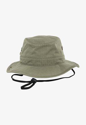 ANGLER - Hat - olive