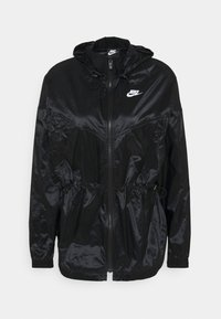 Nike Sportswear - SUMMERIZED - Summer jacket - black/white - 4