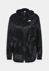 SUMMERIZED - Summer jacket - black/white