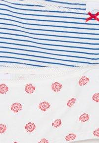 Sanetta - TEENS CUTBRIEF 2 PACK  - Pants - white - 3