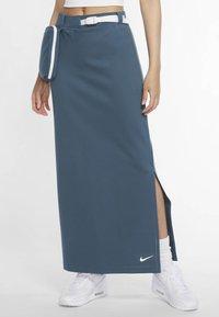 Nike Sportswear - Blyantskjørt - ash green - 0