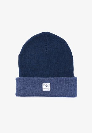 LUCAS - Beanie - navy/ blue