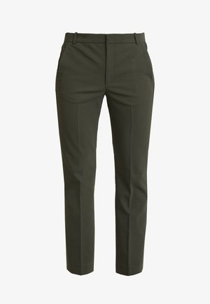 ZELLA KICKFLARE PANT - Trousers - olive leaf