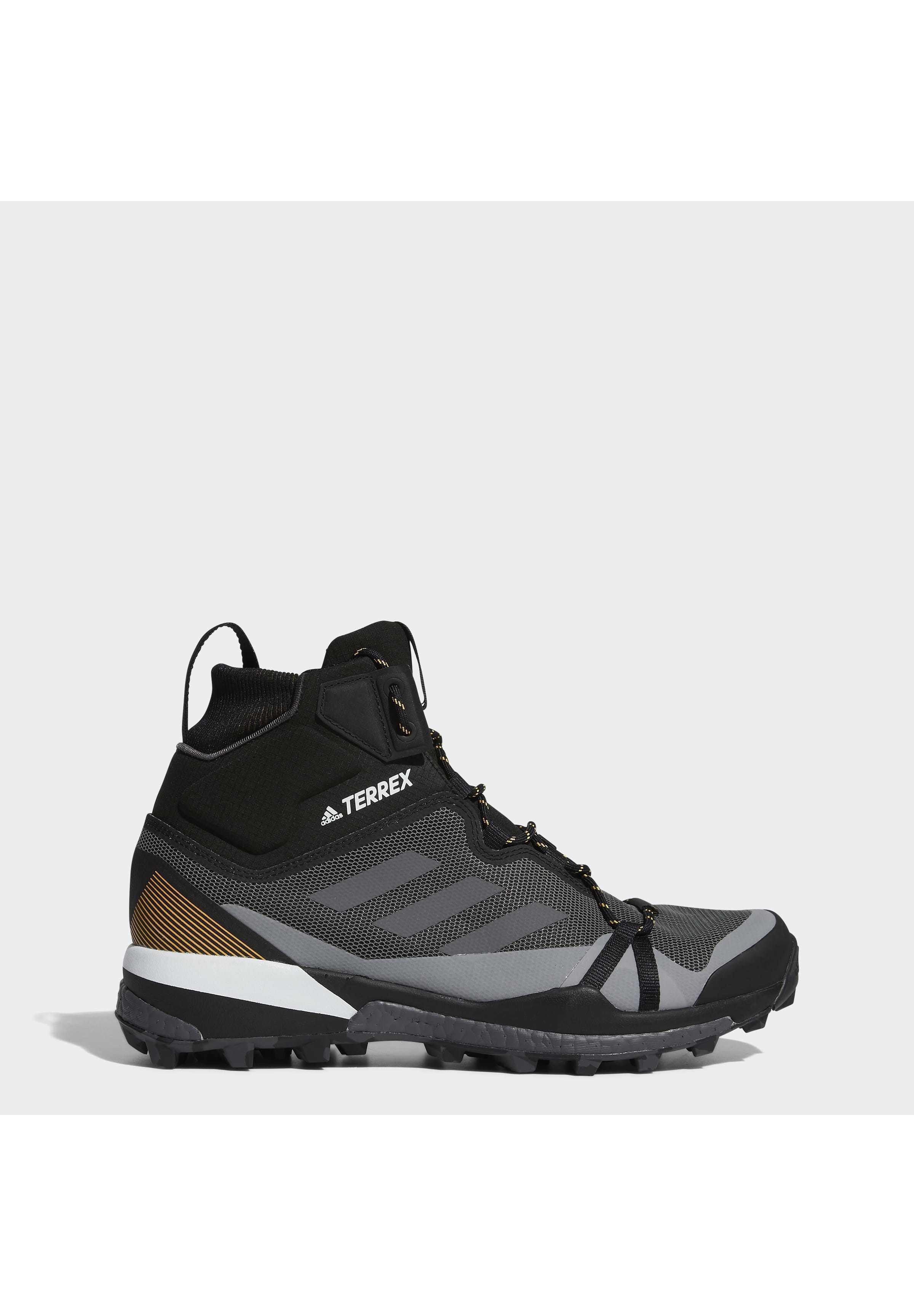 adidas performance fast x gtx trekkingboot core black dark