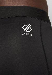 Dare 2B - RECURRENT SHORT - Tights - black - 4
