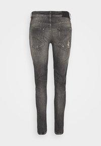 Tigha - BILLY THE KID REPAIRED - Jeans Skinny Fit - vintage black - 7