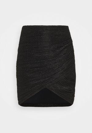 BRENDAL SKIRT - Mini skirt - black