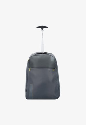 Wheeled suitcase - antracite