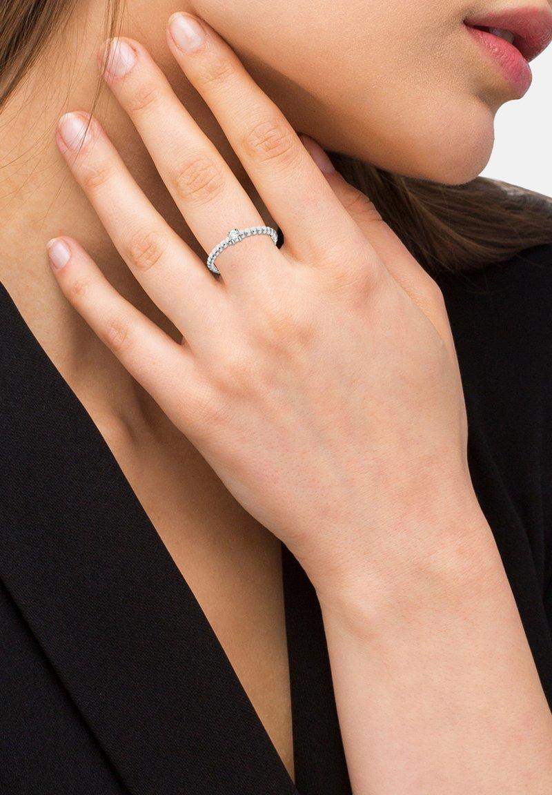 Heideman - ELIO  - Ring - silberfarben poliert