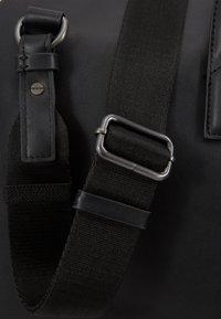 Calvin Klein - CENTRAL WEEKENDER - Weekend bag - black - 2