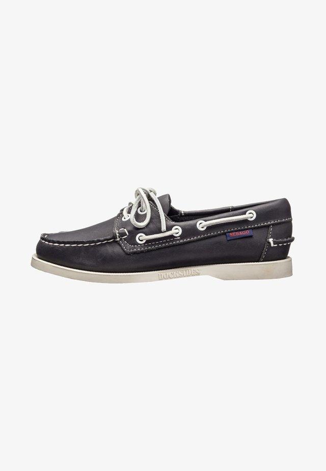 Chaussures bateau - blue navy