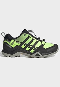 adidas Performance - TERREX SWIFT GORE-TEX HIKING SHOES - Hiking shoes - green - 6