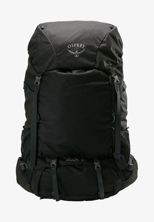 ROOK - Hiking rucksack - black