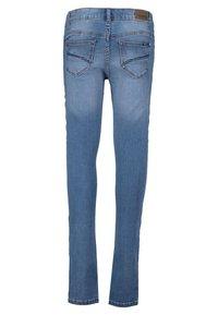 Garcia - Straight leg jeans - blue denim - 1