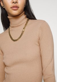 Nly by Nelly - PRIME ROLLNECK - Svetr - beige - 6