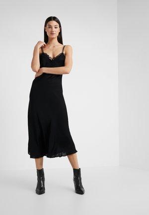 ROBE - Cocktailklänning - black