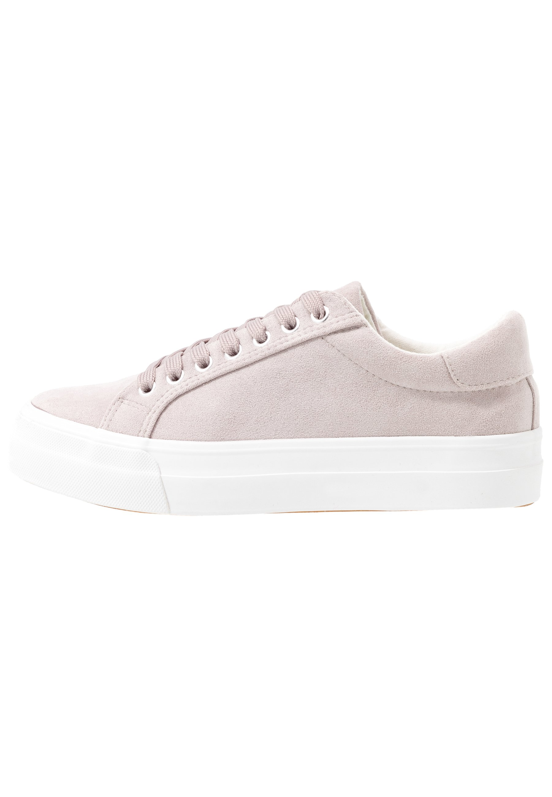 Simply Be WIDE FIT GISELLE Joggesko lilac Zalando.no