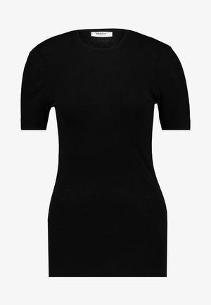 MONA TEE - Basic T-shirt - black