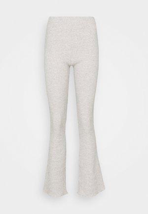 BEATA TROUSERS - Trousers - beige