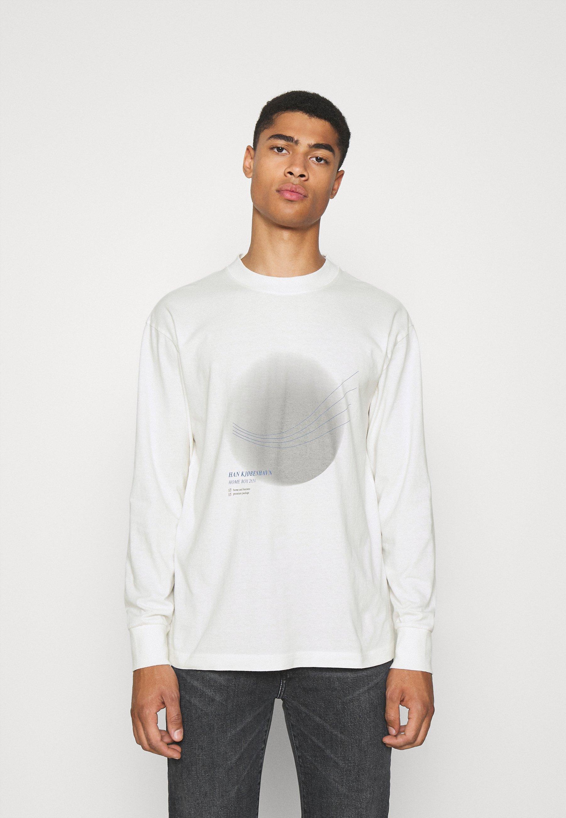 Men BOXY  - Long sleeved top