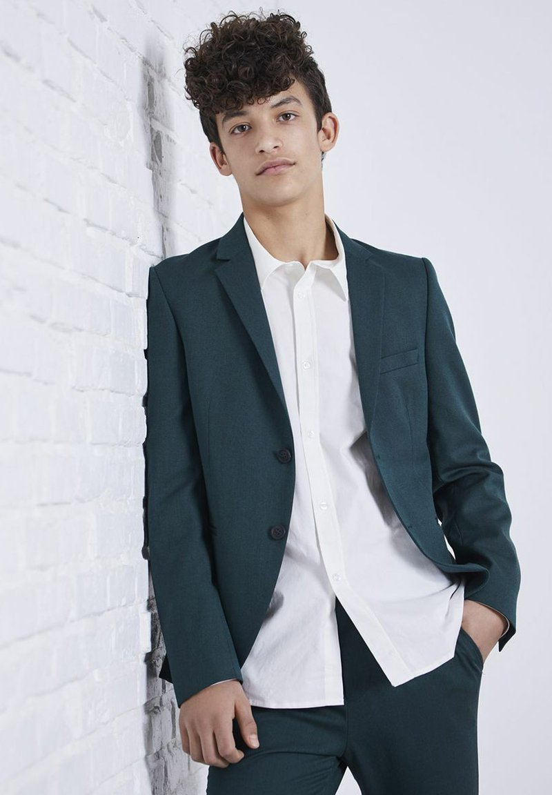 LMTD - Blazer jacket - hunter green