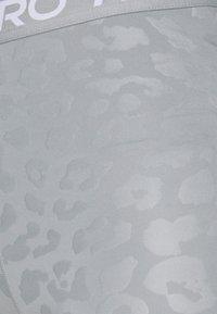 Nike Performance - Punčochy - particle grey/white - 2