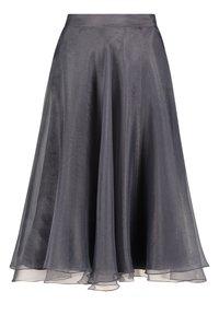 Vera Mont - A-line skirt - dunkelgrau - 1
