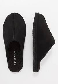 Jack & Jones - JFWDUDELY - Slippers - anthracite - 1