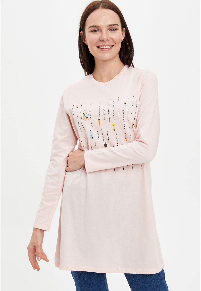 DeFacto - Tunic - pink