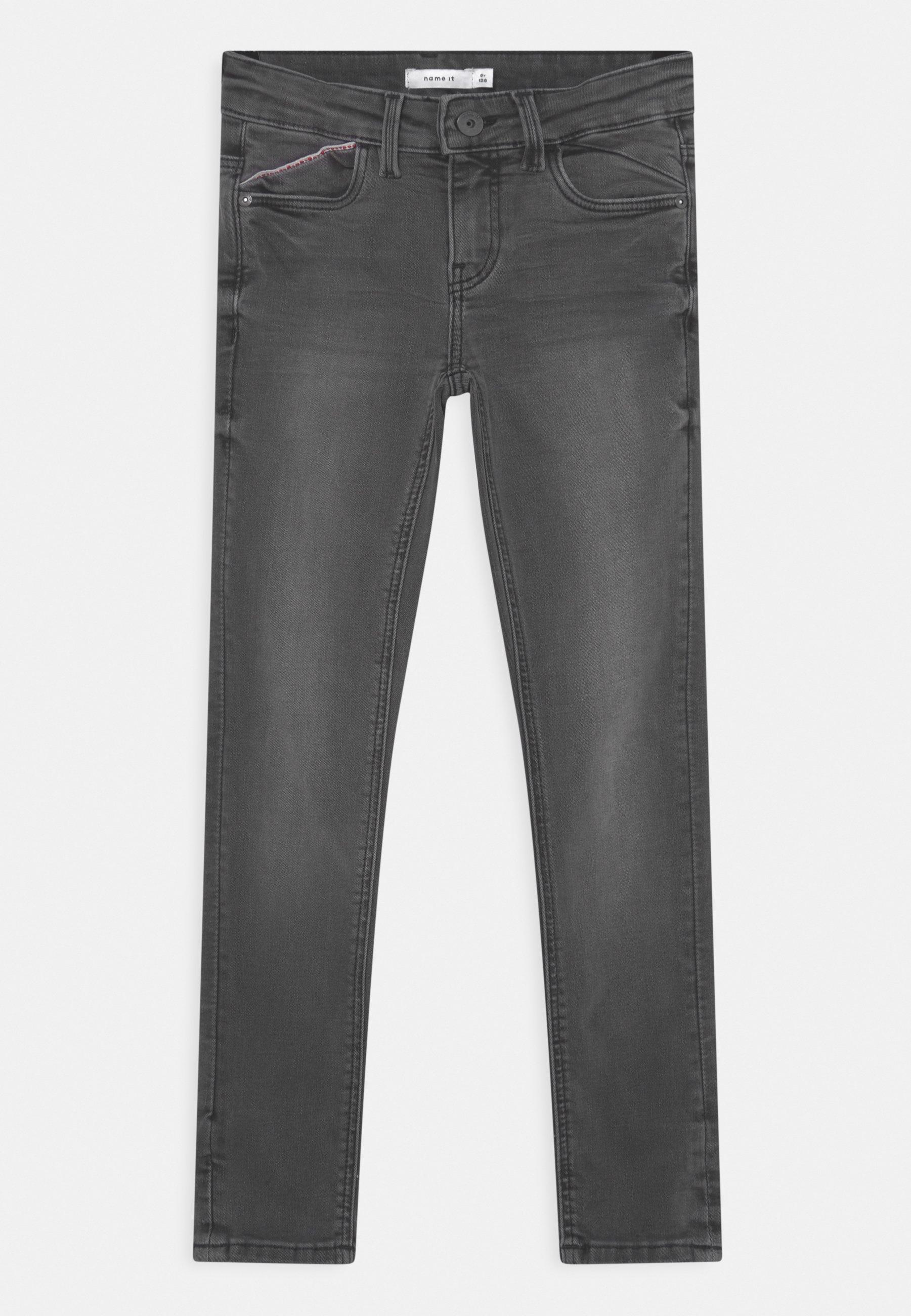 Kinder NKMPETE DNMTOWNS - Jeans Skinny Fit