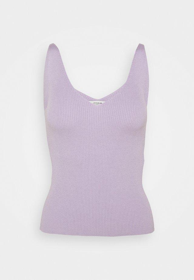 JDYNANNA - Top - pastel lilac