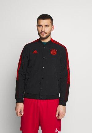 FC BAYERN MÜNCHEN - Klubové oblečení - black