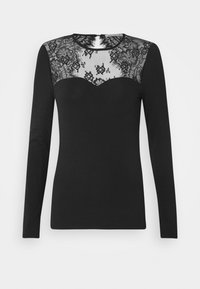 Anna Field Tall - Long sleeved top - black - 0