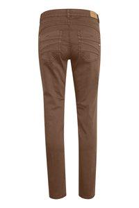 Cream - Jeans Slim Fit - brown - 4