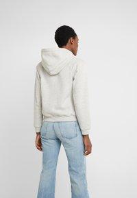 Polo Ralph Lauren - SEASONAL - Bluza z kapturem - light sport heath - 2