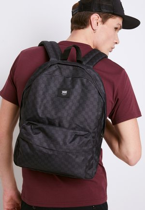 UA OLD SKOOL III BACKPACK - Mochila - black/charcoal