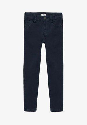 PERU - Slim fit jeans - donkermarine