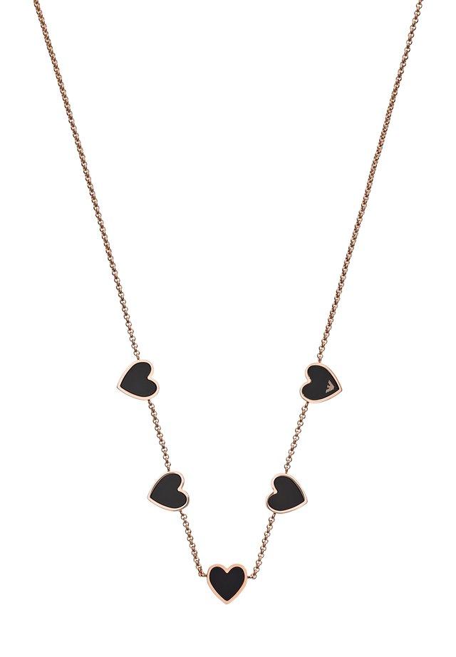 Collar - rose gold