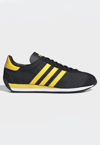 adidas Originals - COUNTRY OG SHOES - Trainers - black - 6