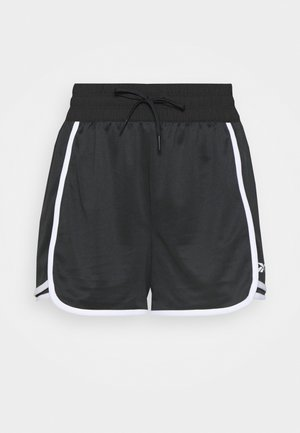KNIT WORKOUT READY - Pantaloncini sportivi - black