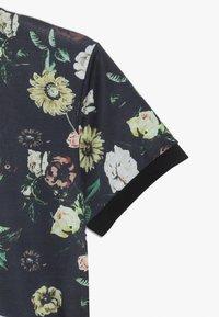 Criminal Damage - DANTE TEE - T-shirt med print - black/multi - 3