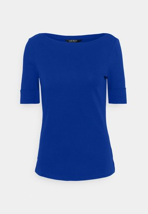 Basic T-shirt - royal cobalt