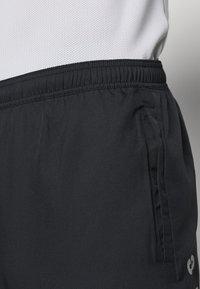Nike Performance - NIKE RUN DIVISION - Pantalones deportivos - black/silver - 6