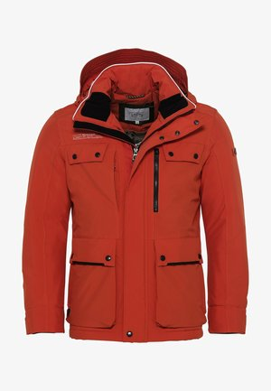 Outdoor jacket - pumpkin