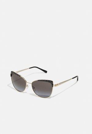 SAN LEONE - Occhiali da sole - light gold-coloured