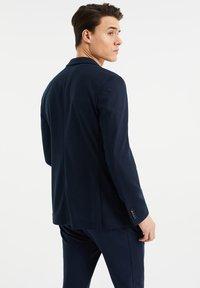 WE Fashion - SLIM FIT  - Sako - dark blue - 2