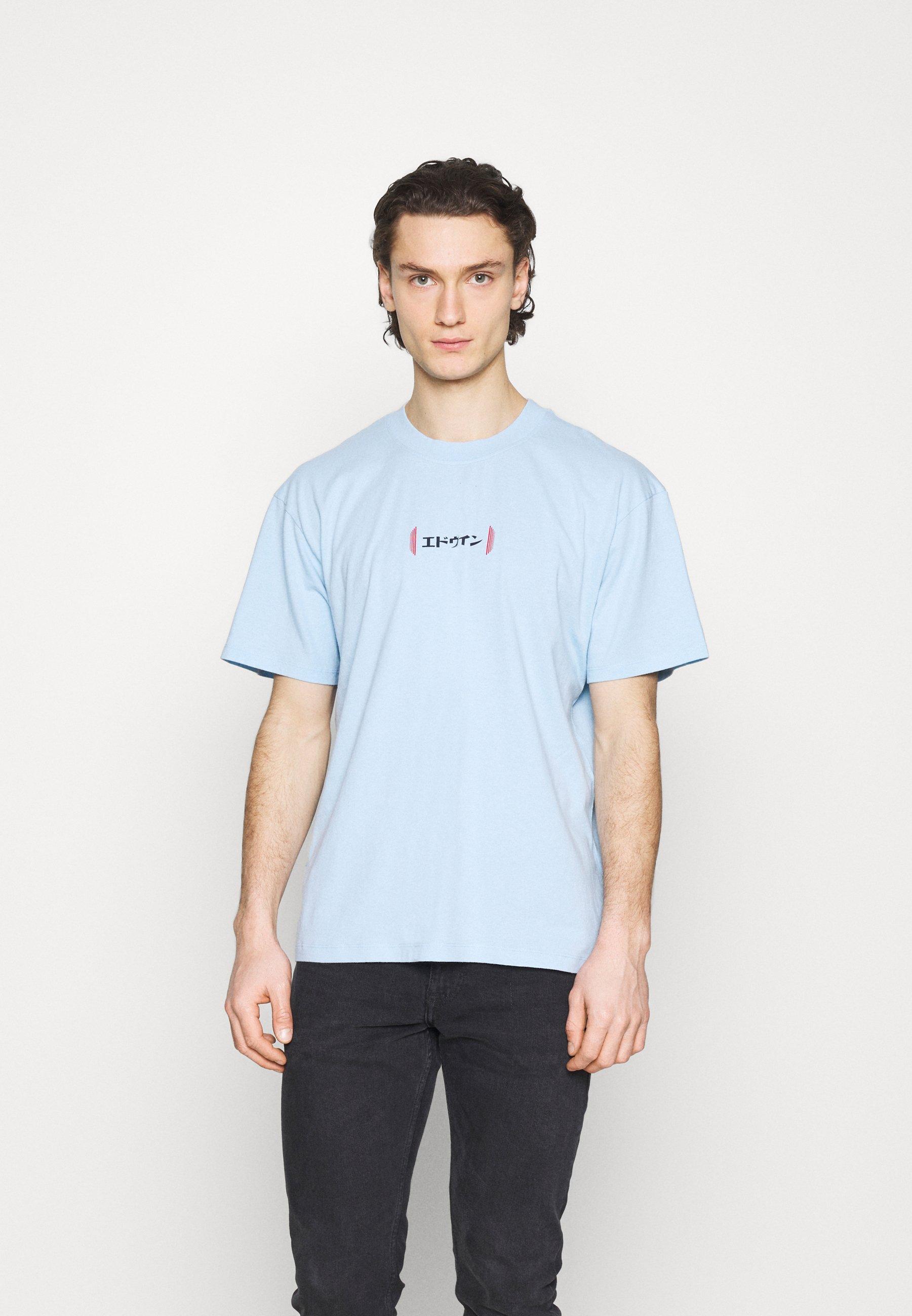 Men AURORA UNISEX - Print T-shirt