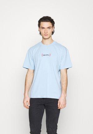 AURORA - Print T-shirt - light blue