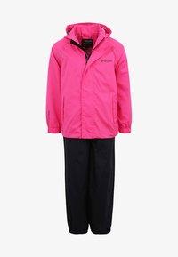 ZIGZAG - OPHIR  - Waterproof jacket - pink - 0